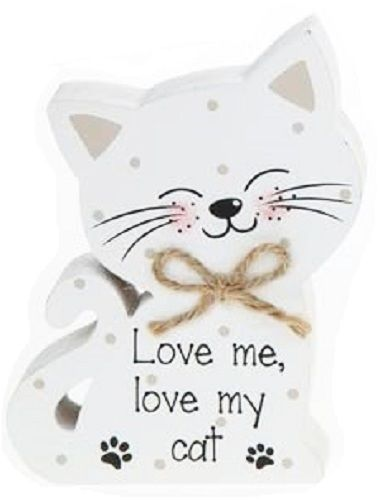 Cute Kitty - Love Me Love My Cat