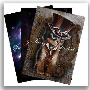 Art Prints - (A3/A4)