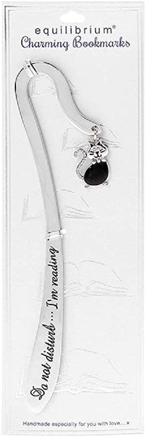 Charming Bookmark Cat - Black Cat Bookmark