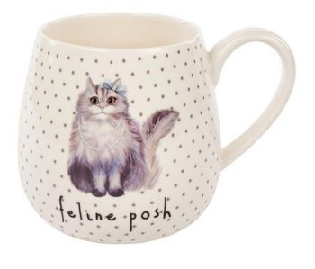Feline Posh Mug