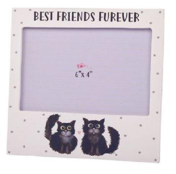 Best Friends Furrever Photo Frame