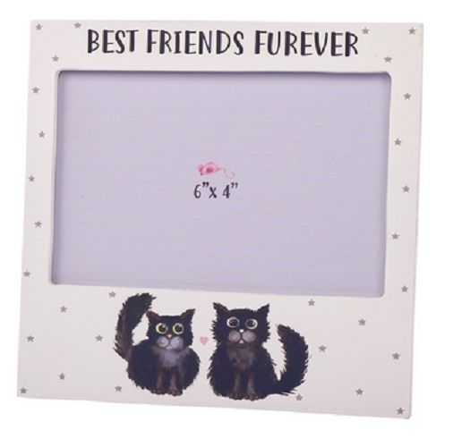Best Friends Furrever Photo Frame