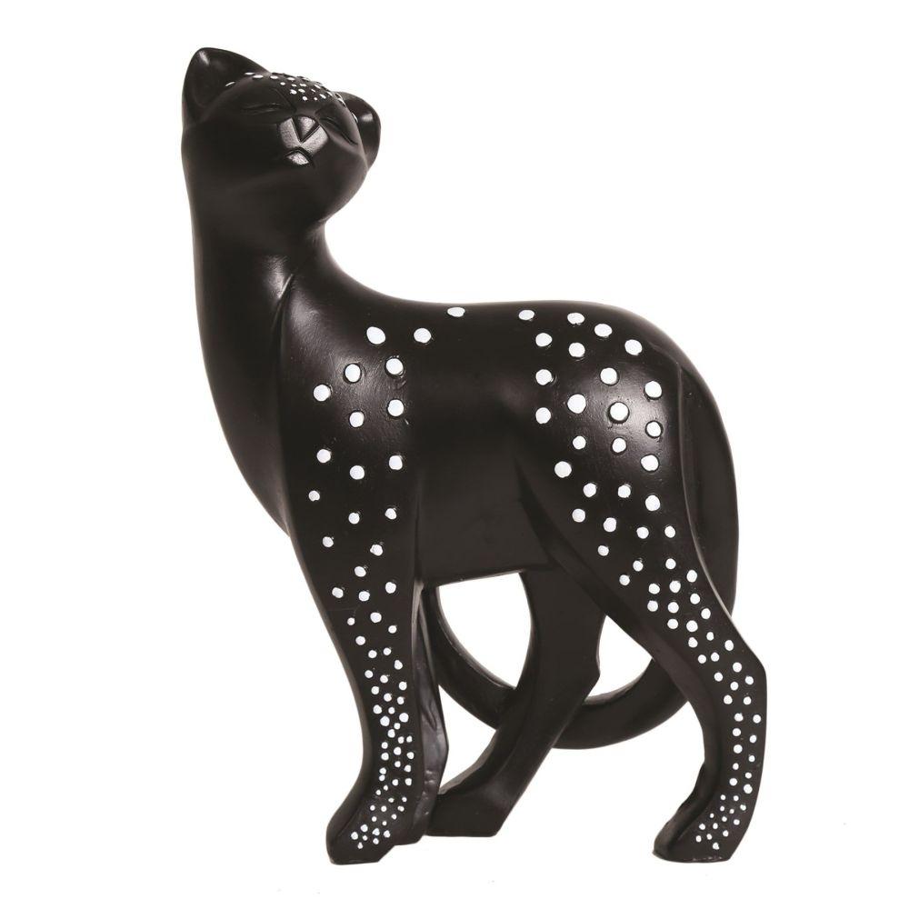 27839 - Sleek Modern Black Cat (30cm Large)