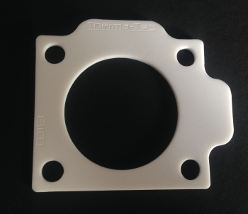 TOYOTA STARLET GT TURBO, GLANZA 4E-FTE THERMAL THROTTLE BODY GASKET - TB113