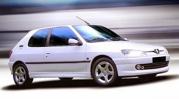 306 GTi 6 / RALLYE