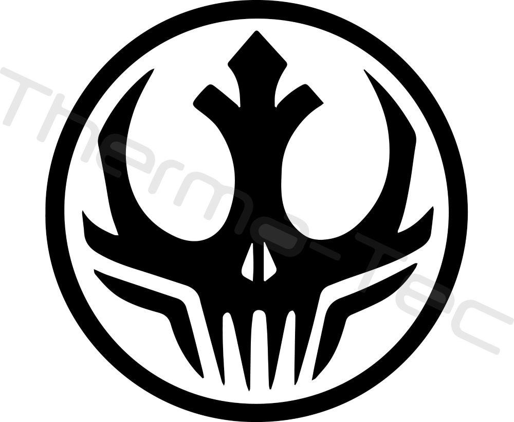 Star Wars Dark Side Alliance Symbol vinyl decal