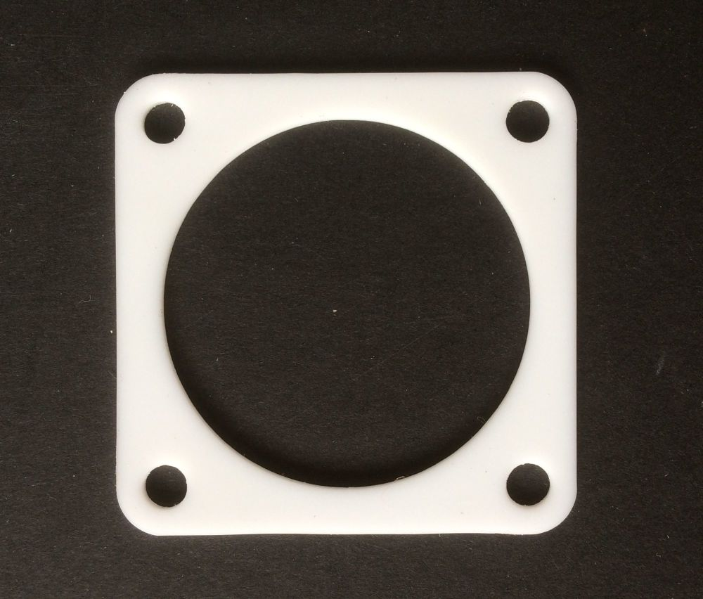 VOLVO S80 THERMAL THROTTLE BODY GASKET - TB158