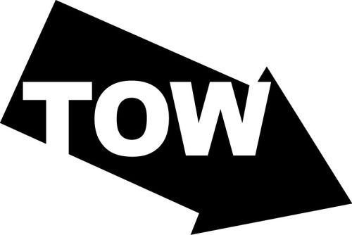 JDM TOW POINT VINYL DECAL