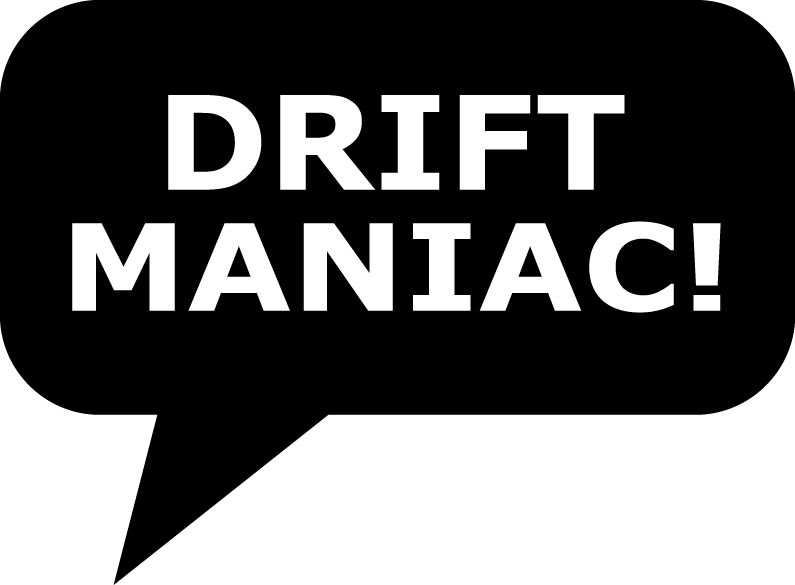 JDM DRIFT MANIAC VINYL DECAL