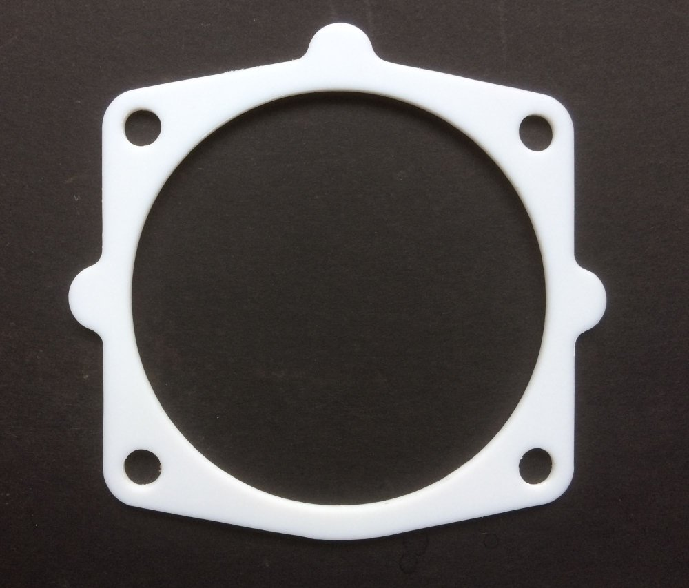 NISSAN 350Z 3.5L V6 VQ355DE THERMAL THROTTLE BODY GASKET - TB163