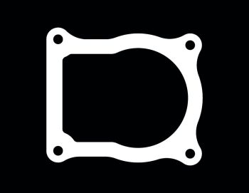 SAAB 9-3 B204 B234 THERMAL THROTTLE BODY GASKET - TB164