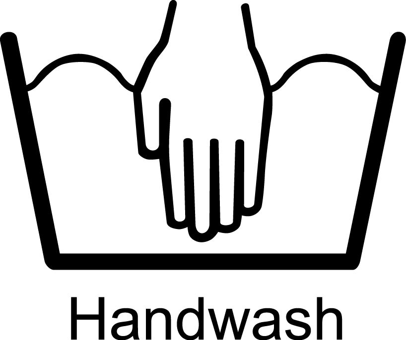 HANDWASH VINYL DECAL