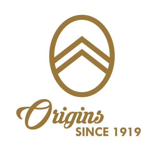 Citroen Origins Celebrating 100 years Vinyl Decal / Sticker