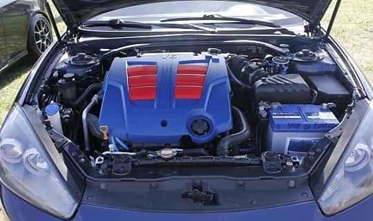 2.7 LITRE V6 ENGINE