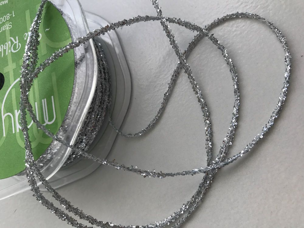 metallic craft string