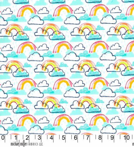 Rainbow Jubilee Michael Miller Fabric