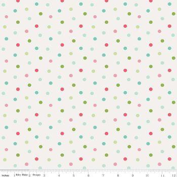 Multi Spot - Riley Blake fabrics