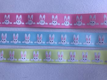Easter Bunny Ribbons