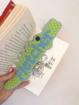 Crocodile Bookmark, Boys gift ideas