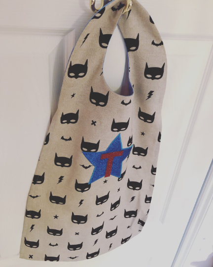 Super Hero Personalised Capes