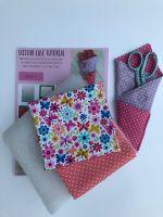 Scissor case - Make your own, Tutorial kit