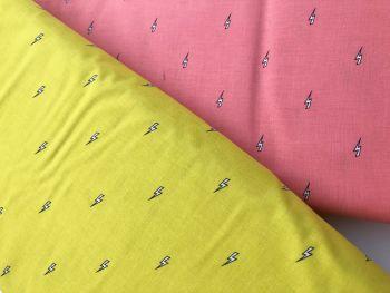 Lightening Bolt - Believe - Michael miller fabrics