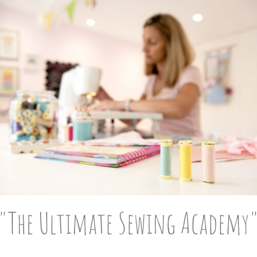 The Ultimate Beginners Sewing Academy