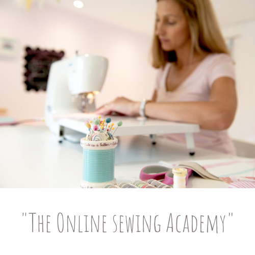 The Online sewing academy Enrolement