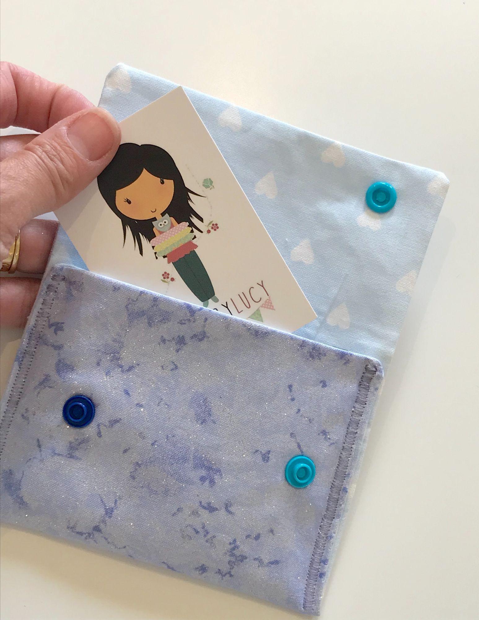 mini Popper pouch tutorial