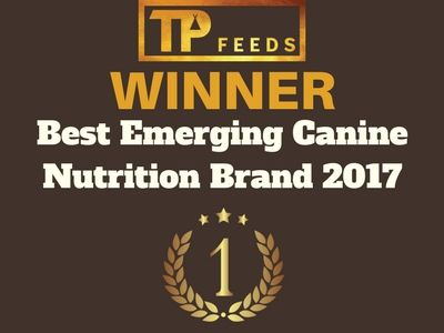 Best Emerging Canine Nutrition Brand 2017