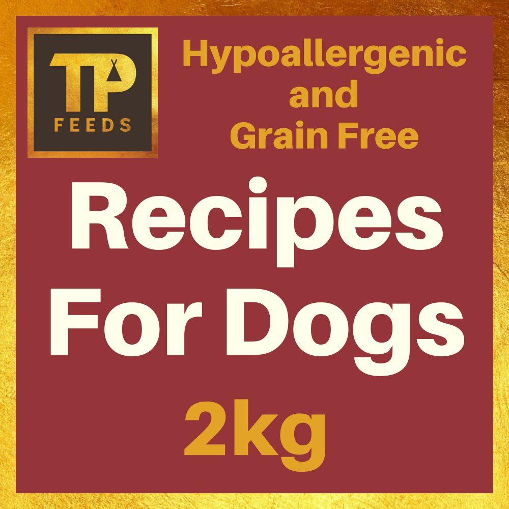 <!--001-->Dog Recipes - 2kg Bags