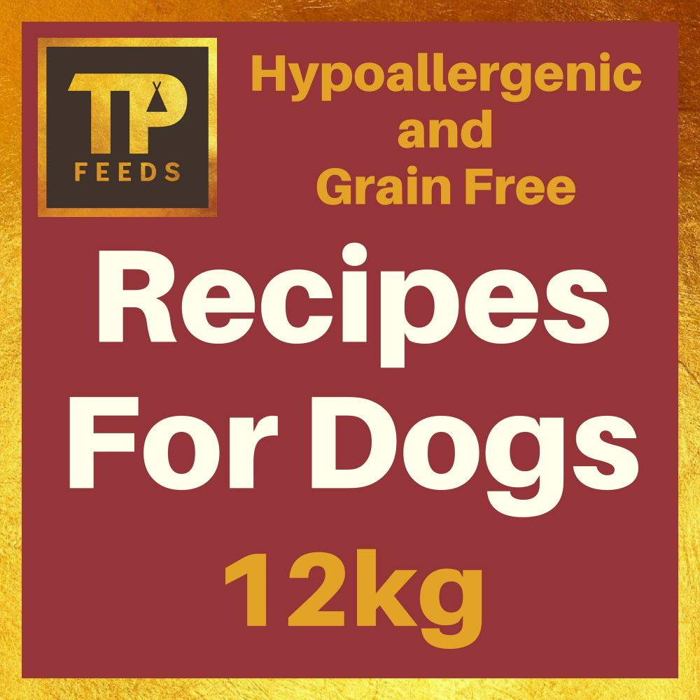 <!--002-->Dog Recipes - 12kg Bags