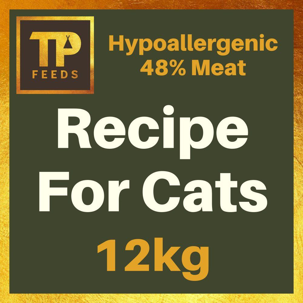 <!--004-->Cat Recipe - 12kg Bags