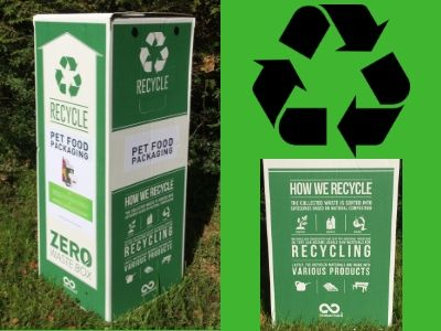 Recycling Scheme Box