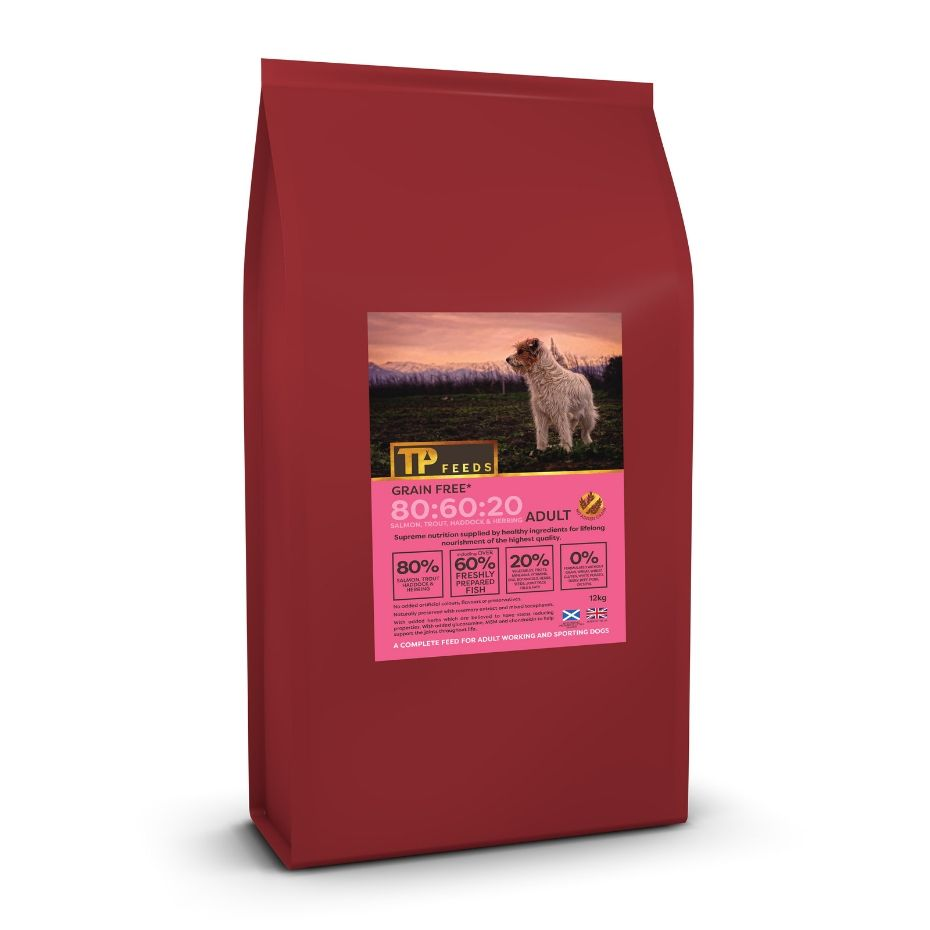 Grain Free 80:60:20 12kg (Pack Discount)