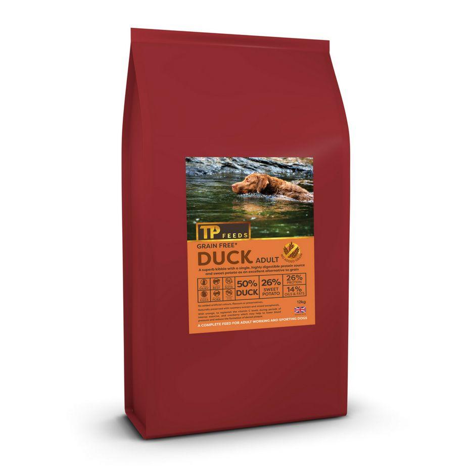 Grain Free Duck 12kg (Pack Discount)