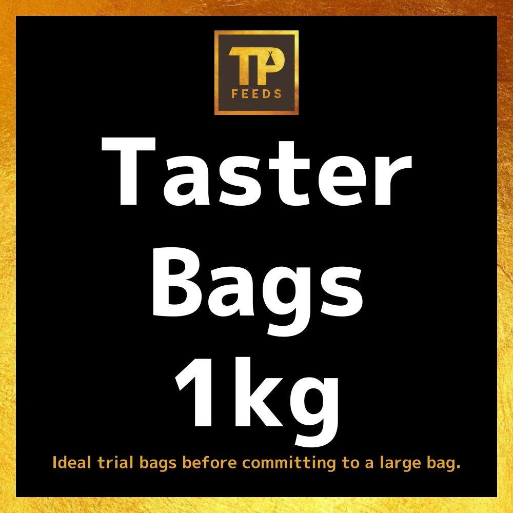 <!--001-->Taster Bags 1kg