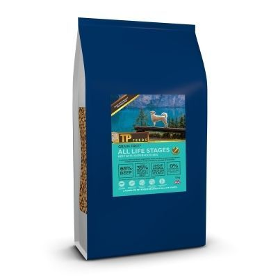TP Feeds All Life Stages Grain Free Beef 12kg