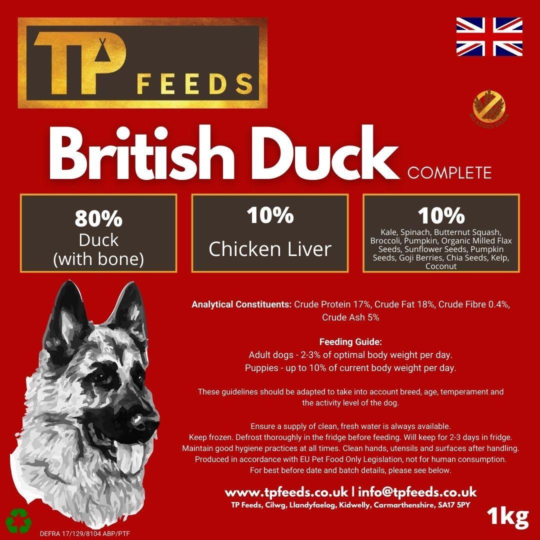 <!--009-->British Duck Complete