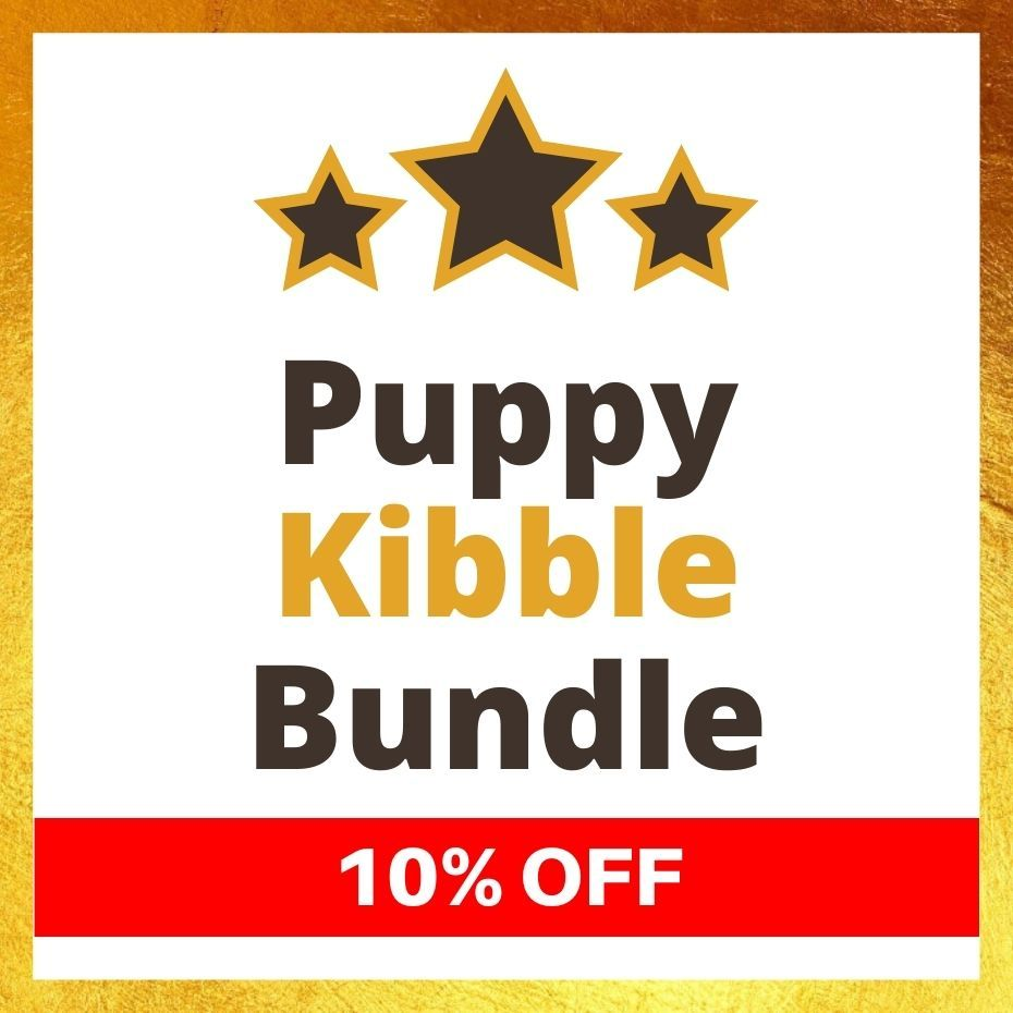 Puppy Pack - Kibble and Treats