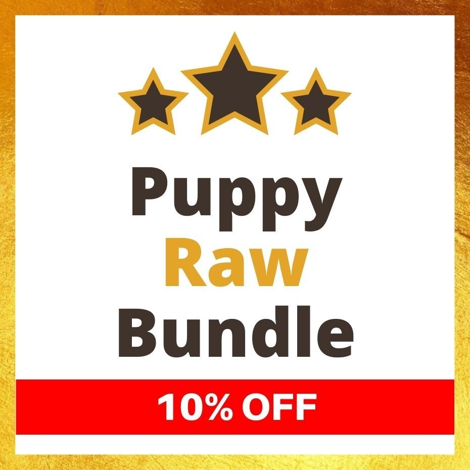 Puppy Pack - Raw and Treats