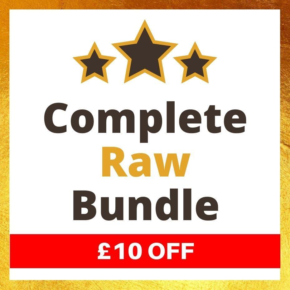 <!--016-->Complete Raw Bundle 18kg