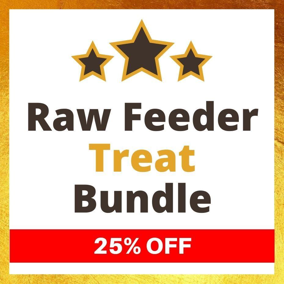Raw Feeder Treat Bundle