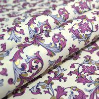 Lilac and Mauve Florentine