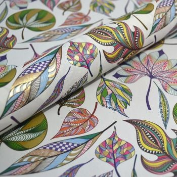 Leaves - Italian Decorative Paper