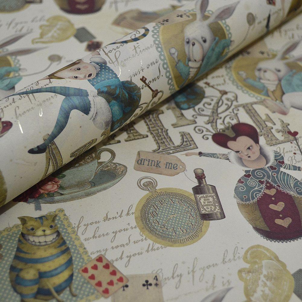 Alice - Fine Decorative Italian Paper