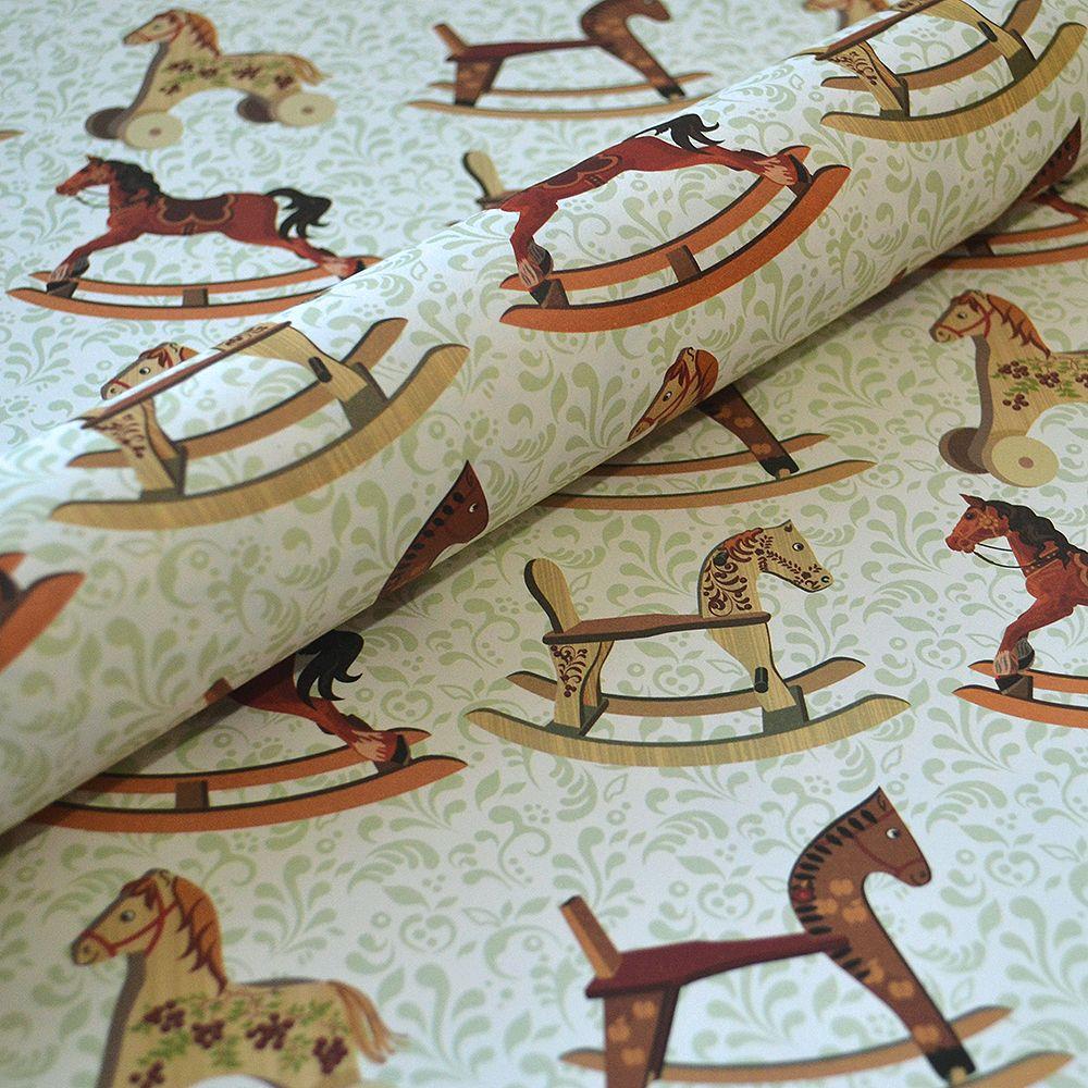 Vintage Rocking Horses
