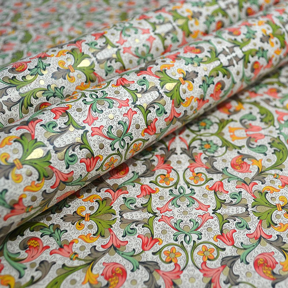 Italian Florentine Wrapping Paper