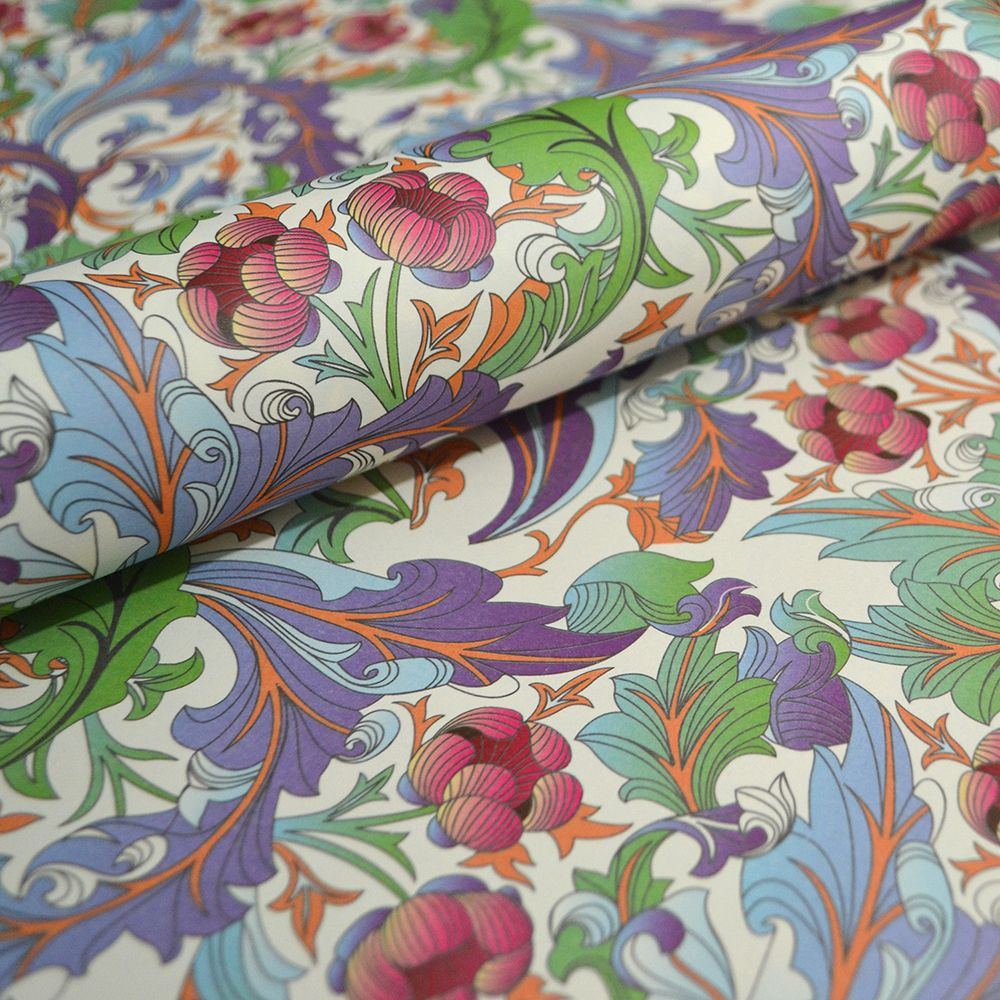 Floral Italian Gift Wrap