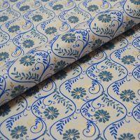 Floral Liana Blue